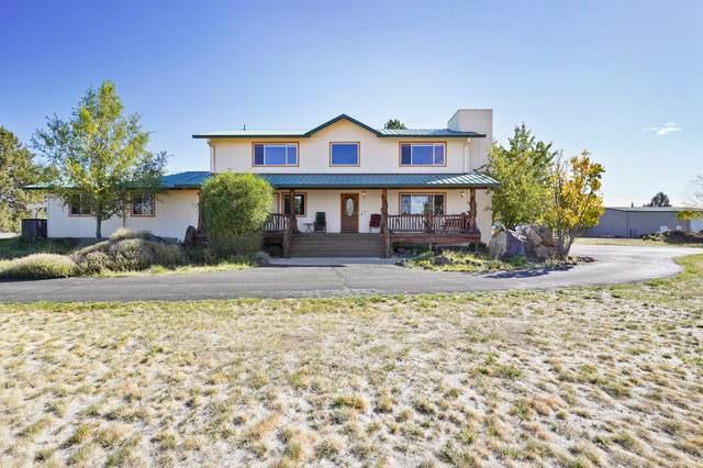 61530 SE Ward Road, Bend, OR 97702 (MLS #220133378) :: Fred Real Estate Group of Central Oregon