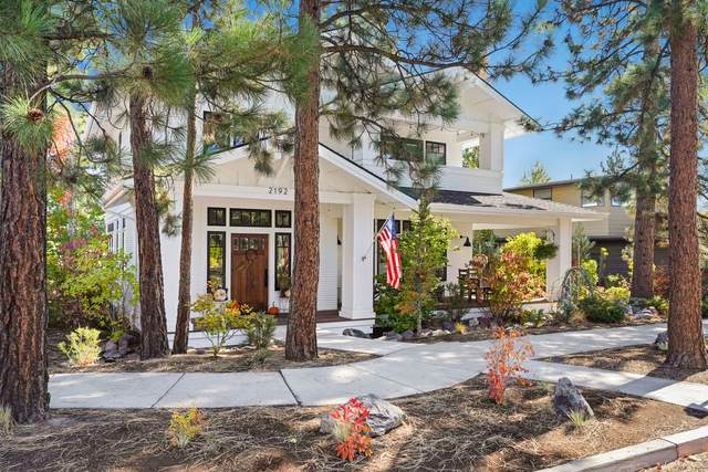 2192 NW Clearwater Drive, Bend, OR 97703 (MLS #220133414) :: The Ladd Group
