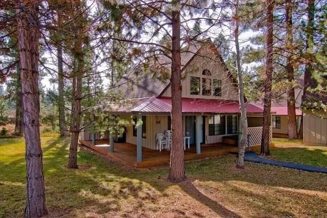 57495-24 Circle 4 Ranch Condominium #24, Sunriver, OR 97707 (MLS #220133422) :: Bend Homes Now