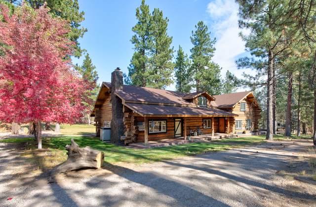 69340 Deer Ridge Road, Sisters, OR 97759 (MLS #220133583) :: The Ladd Group