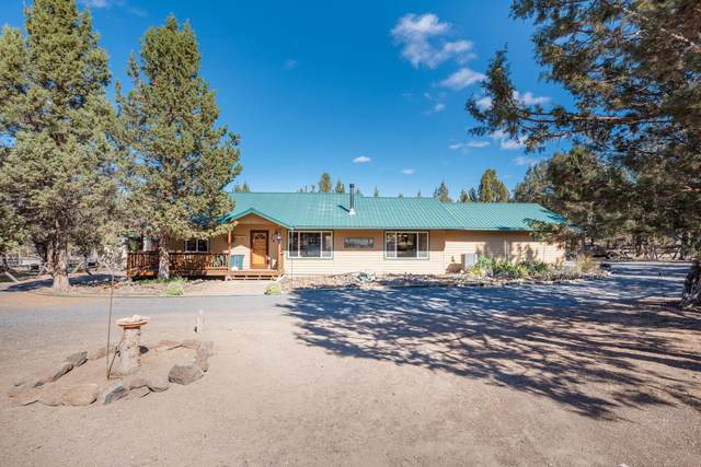 14801 SE Gatling Way, Prineville, OR 97754 (MLS #220133601) :: Coldwell Banker Sun Country Realty, Inc.