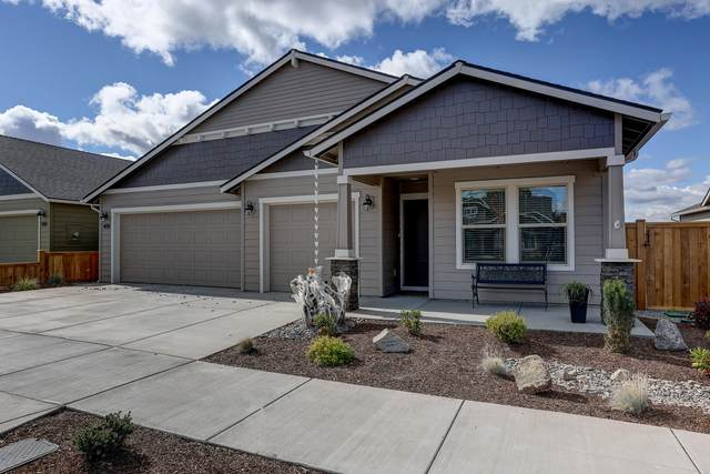 2913 NW 23rd Street, Redmond, OR 97756 (MLS #220133683) :: The Bifano Home Team