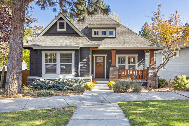 1338 NW Fort Clatsop Street, Bend, OR 97703 (MLS #220133699) :: The Bifano Home Team
