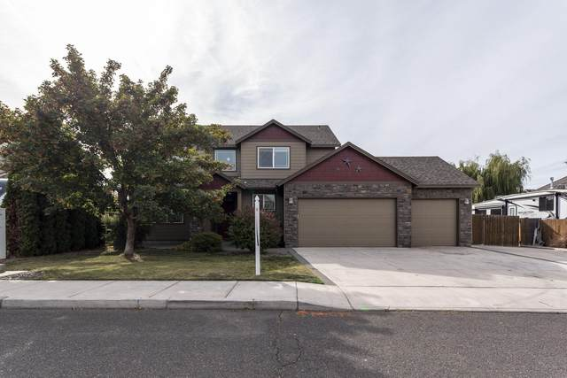 2144 NW Quince Place, Redmond, OR 97756 (MLS #220133798) :: Vianet Realty