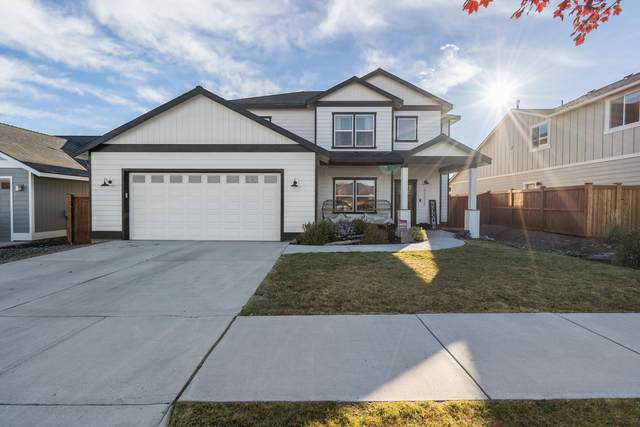 63820 Wellington Street, Bend, OR 97701 (MLS #220133842) :: The Ladd Group