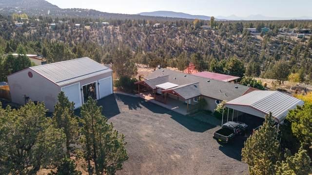 5051 SE David Way, Prineville, OR 97754 (MLS #220133972) :: Chris Scott, Central Oregon Valley Brokers