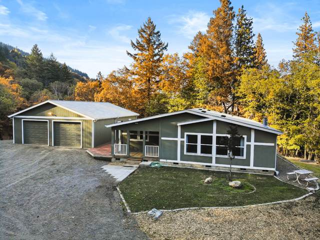 4780 Old Highway 99, Ashland, OR 97520 (MLS #220133982) :: Coldwell Banker Sun Country Realty, Inc.