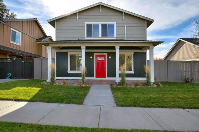 2566 NW Skyline Ranch Road, Bend, OR 97703 (MLS #220134162) :: The Ladd Group