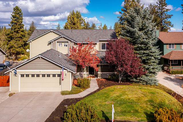 61475 Rock Bluff Lane, Bend, OR 97702 (MLS #220134163) :: The Ladd Group