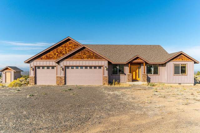 14821 SW Lupine Drive, Powell Butte, OR 97753 (MLS #220134202) :: Vianet Realty