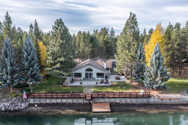 56186 Solar Drive, Bend, OR 97707 (MLS #220134215) :: Berkshire Hathaway HomeServices Northwest Real Estate