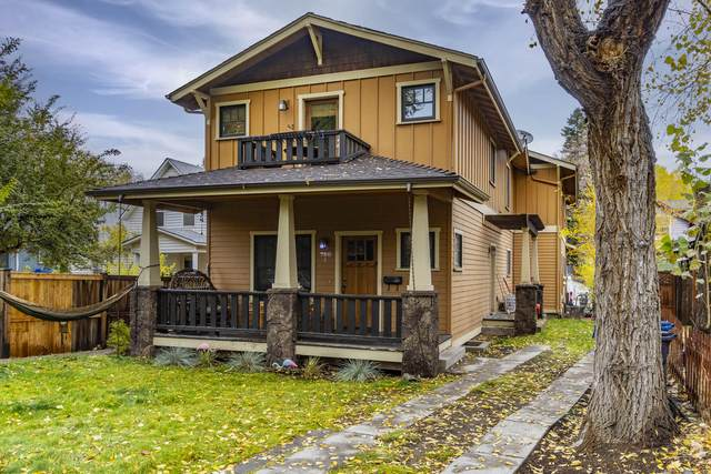 730 NW Florida Avenue, Bend, OR 97703 (MLS #220134310) :: Fred Real Estate Group of Central Oregon