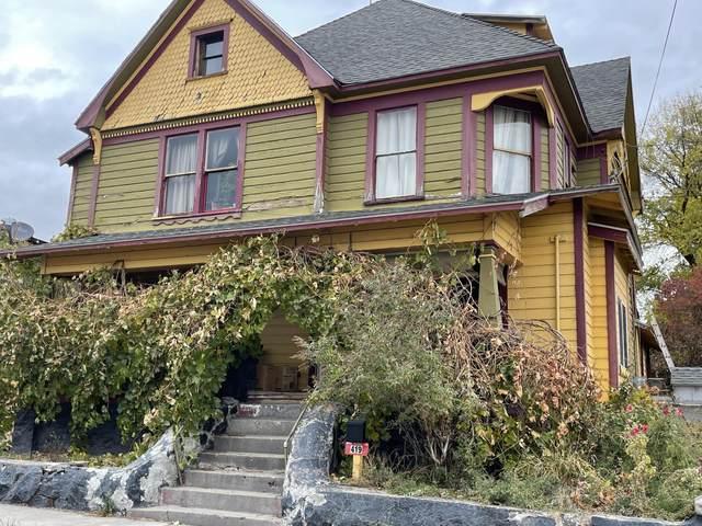 419 N 10 Th Street, Klamath Falls, OR 97601 (MLS #220134324) :: Vianet Realty