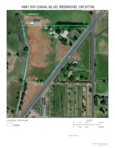 4981 SW Canal Boulevard, Redmond, OR 97756 (MLS #220134337) :: Berkshire Hathaway HomeServices Northwest Real Estate