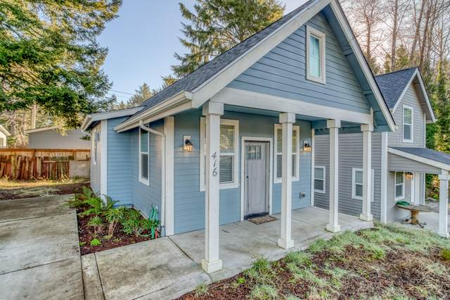 416 SE Oar Avenue, Lincoln City, OR 97367 (MLS #220134339) :: Berkshire Hathaway HomeServices Northwest Real Estate