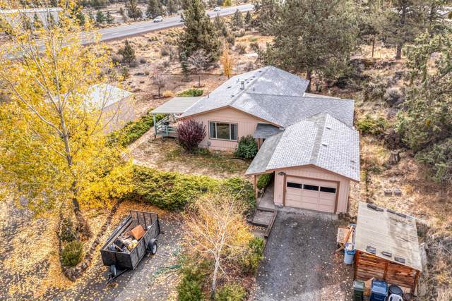 20069 Sunset Place, Bend, OR 97703 (MLS #220134350) :: Vianet Realty