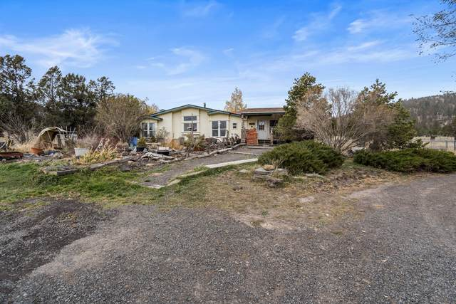 4515 NE Mckay Creek, Prineville, OR 97754 (MLS #220134446) :: Fred Real Estate Group of Central Oregon