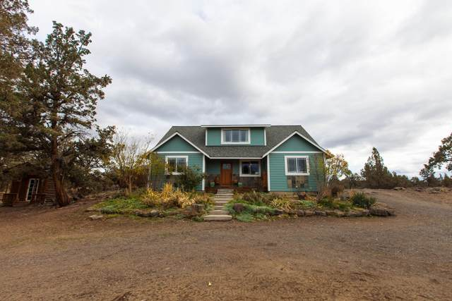 5500 NW 49th Street, Redmond, OR 97756 (MLS #220134481) :: Coldwell Banker Bain