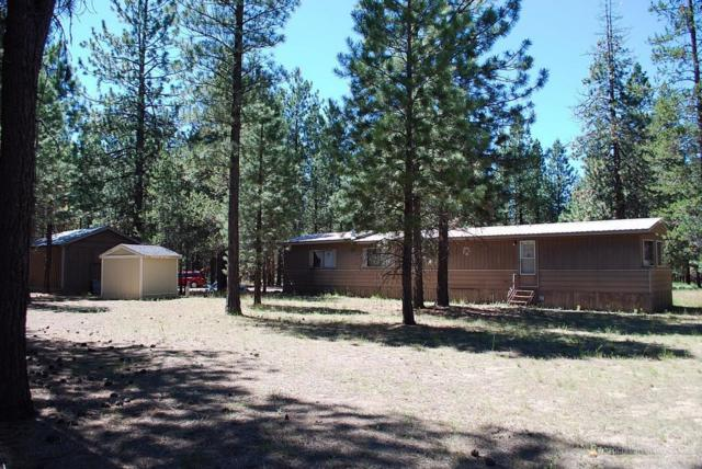 51872 Pine Loop Drive, La Pine, OR 97739 (MLS #201705291) :: Fred Real Estate Group of Central Oregon