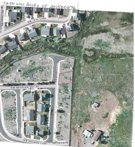 1250 NW Bucko, Prineville, OR 97754 (MLS #201500076) :: Birtola Garmyn High Desert Realty