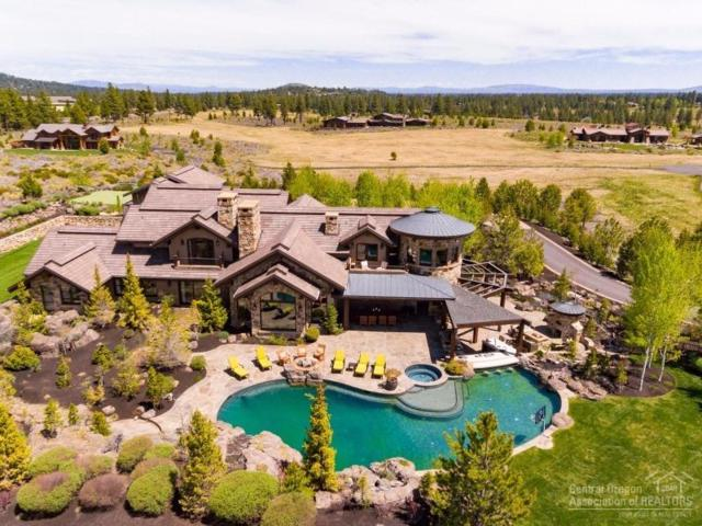 61961 Ballantrae Court, Bend, OR 97702 (MLS #201503024) :: Pam Mayo-Phillips & Brook Havens with Cascade Sotheby's International Realty