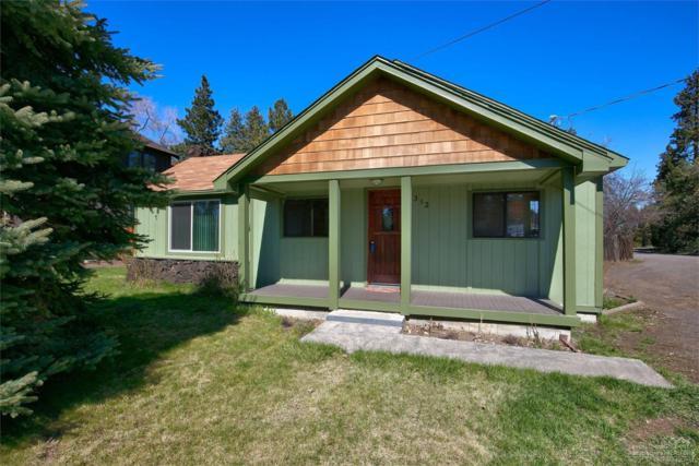 312 SW Mckinley Avenue, Bend, OR 97702 (MLS #201611476) :: Birtola Garmyn High Desert Realty