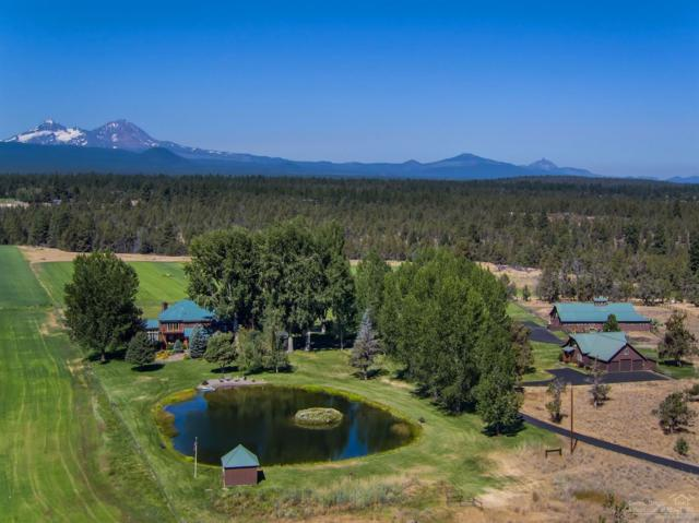 63895 Johnson Road, Bend, OR 97703 (MLS #201702356) :: Fred Real Estate Group of Central Oregon