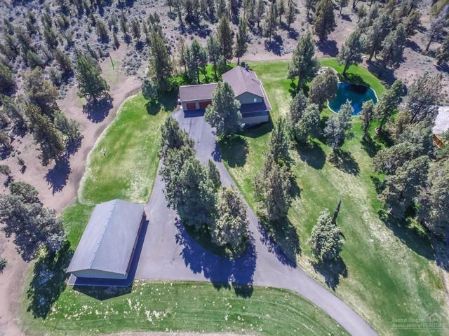 18415 Fryrear Ranch Road, Bend, OR 97703 (MLS #201703051) :: Birtola Garmyn High Desert Realty