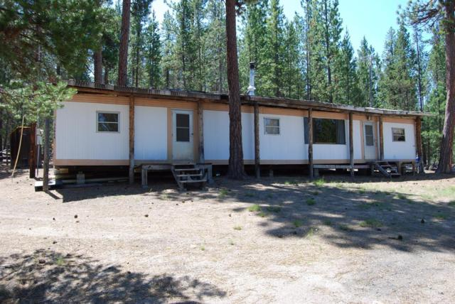 5 Schoonover, Crescent Lake, OR 97733 (MLS #201703986) :: The Ladd Group