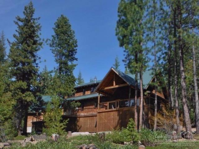 18619 Diamond Peak Drive, Crescent Lake, OR 97733 (MLS #201704137) :: Birtola Garmyn High Desert Realty