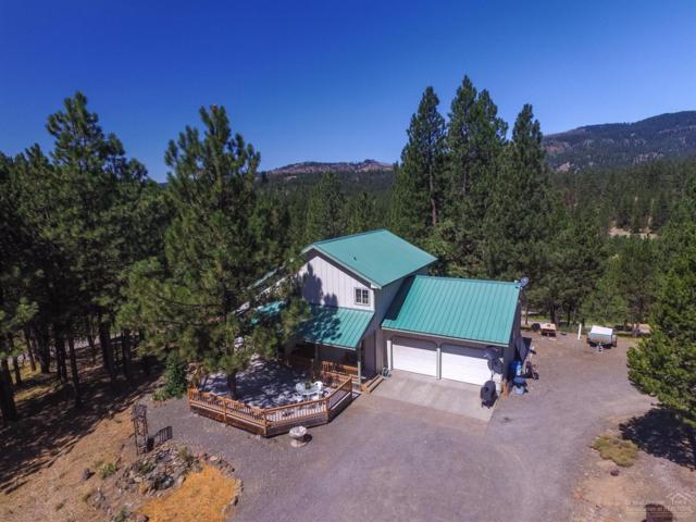18308 NE Mule Deer Way, Prineville, OR 97754 (MLS #201704968) :: Birtola Garmyn High Desert Realty