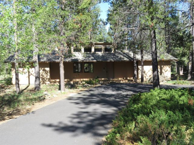 56882 Trapper Lane, Sunriver, OR 97707 (MLS #201705466) :: Birtola Garmyn High Desert Realty