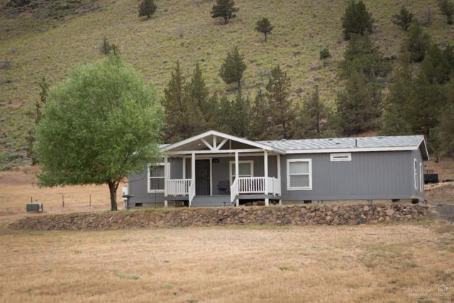 11346 SW Horny Hollow Trail, Terrebonne, OR 97760 (MLS #201705619) :: Birtola Garmyn High Desert Realty