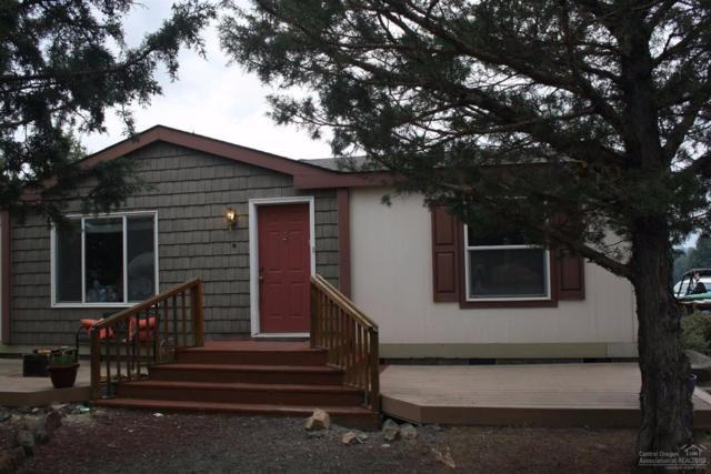 13661 SE Cayuse Road, Prineville, OR 97754 (MLS #201705663) :: Birtola Garmyn High Desert Realty