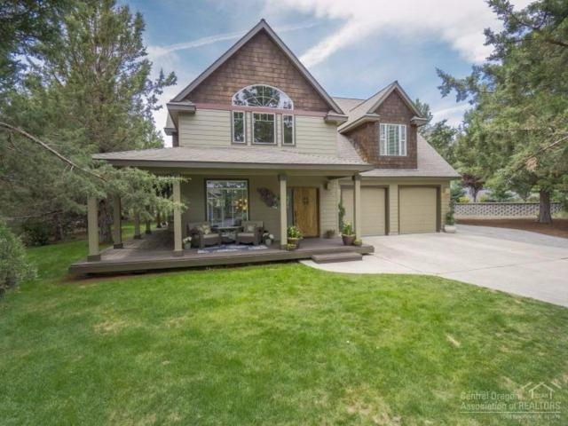3025 NW Fairway Heights Drive, Bend, OR 97701 (MLS #201706103) :: Birtola Garmyn High Desert Realty