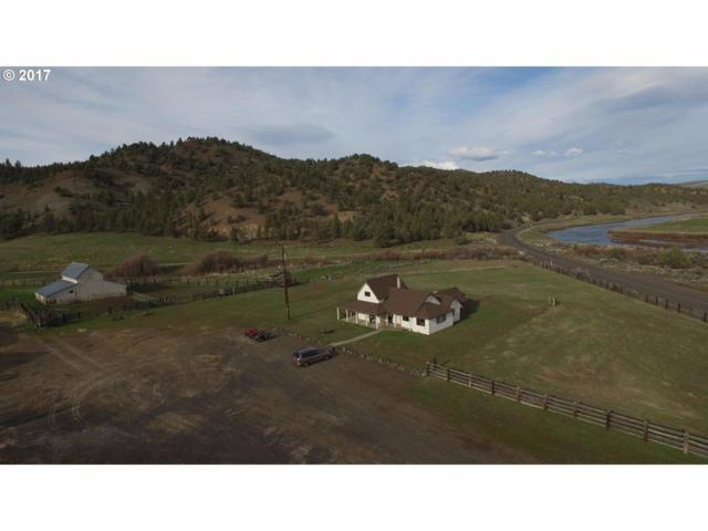 24121 SE Paulina Highway, Prineville, OR 97754 (MLS #201706977) :: Pam Mayo-Phillips & Brook Havens with Cascade Sotheby's International Realty