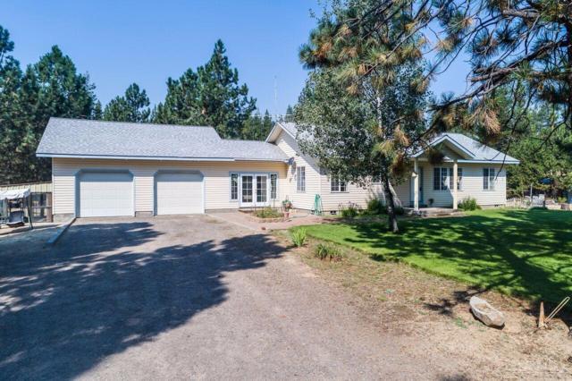 1229 Fred Mahn Road, La Pine, OR 97739 (MLS #201708618) :: Birtola Garmyn High Desert Realty