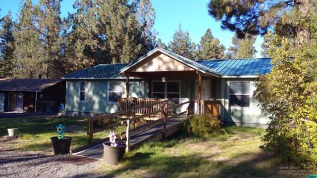 53387 Eagle Lane, La Pine, OR 97739 (MLS #201709782) :: Birtola Garmyn High Desert Realty