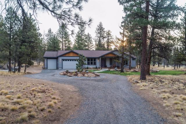 70160 Mustang Drive, Sisters, OR 97759 (MLS #201710286) :: Birtola Garmyn High Desert Realty