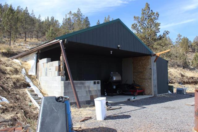 20173 SE Osprey Road, Prineville, OR 97754 (MLS #201710439) :: Pam Mayo-Phillips & Brook Havens with Cascade Sotheby's International Realty