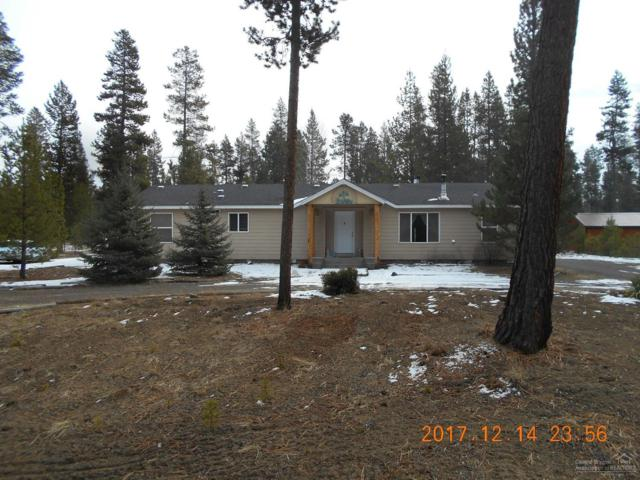 152391 Wagon Trail Road, La Pine, OR 97739 (MLS #201710971) :: Birtola Garmyn High Desert Realty