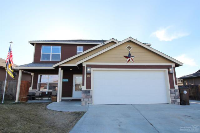 710 NE Quince Avenue, Redmond, OR 97756 (MLS #201711838) :: Pam Mayo-Phillips & Brook Havens with Cascade Sotheby's International Realty