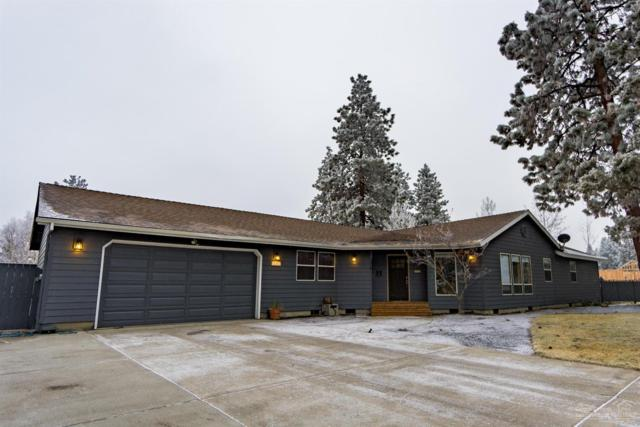 61460 Orion Drive, Bend, OR 97702 (MLS #201800145) :: Fred Real Estate Group of Central Oregon