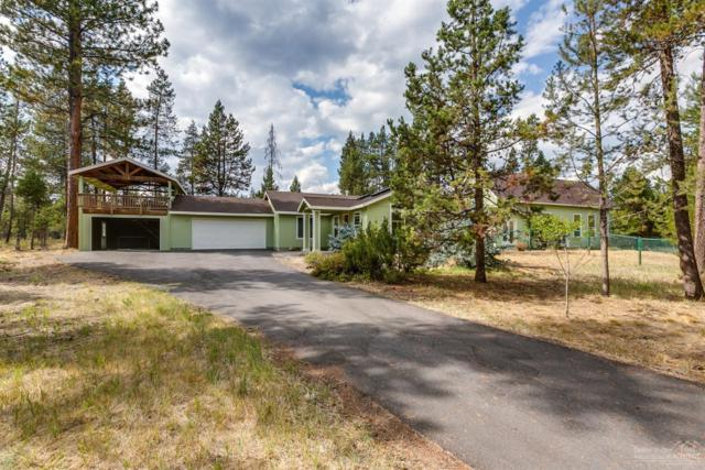 54895 Tamarack Road, Bend, OR 97707 (MLS #201800351) :: Central Oregon Home Pros