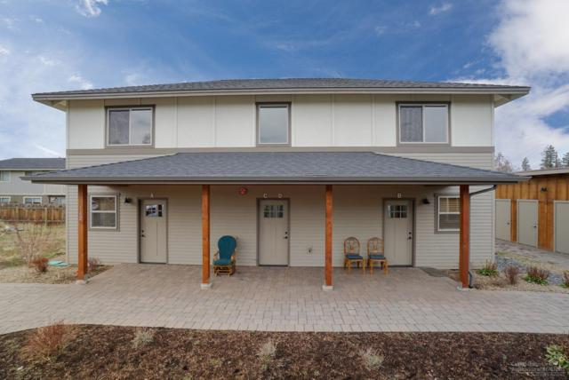 162 E Tall Fir Court, Sisters, OR 97759 (MLS #201800433) :: The Ladd Group