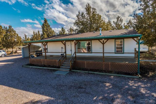 11820 NW Sumpter Drive, Terrebonne, OR 97760 (MLS #201800922) :: The Ladd Group