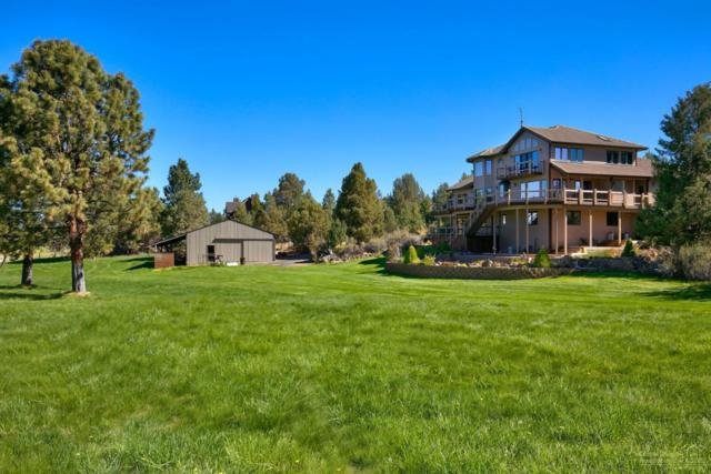 60285 Horse Butte Road, Bend, OR 97702 (MLS #201801625) :: Pam Mayo-Phillips & Brook Havens with Cascade Sotheby's International Realty