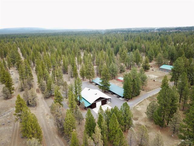 69437 Crooked Horseshoe, Sisters, OR 97759 (MLS #201802673) :: Stellar Realty Northwest