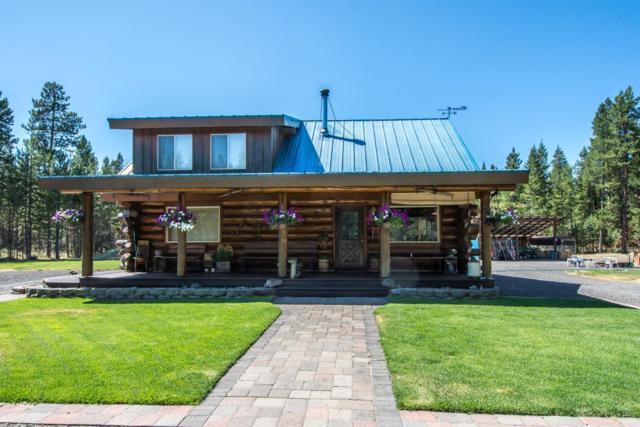 55315 Homestead Way, Bend, OR 97707 (MLS #201802719) :: Team Birtola | High Desert Realty