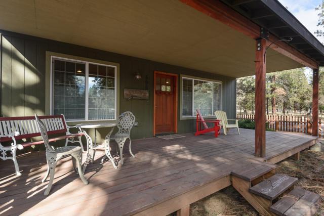 596 E Jefferson Avenue, Sisters, OR 97759 (MLS #201802774) :: Windermere Central Oregon Real Estate